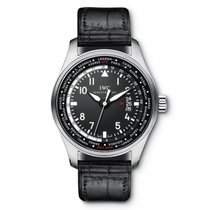 IWC Pilots Watch Black Automatic 46.5mm IW326201