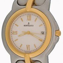 Bertolucci 113.8055.49 Pulchra Two Tone in Steel and Yellow...