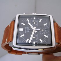 TAG Heuer Monaco Chronograph Automatic  BOX & PAPERS