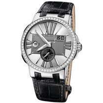 Ulysse Nardin Executive Dual Time 43mm