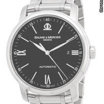 "Baume & Mercier Gent's Stainless Steel  ""Classima..."