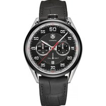TAG Heuer Automatic Chrono - 45MM - CAR2C12.FC6327 Black Dial