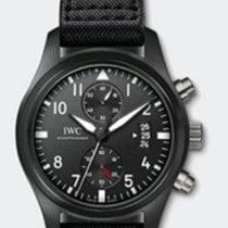 IWC Pilot Chronograph Top Gun Black Ceramic (NEW)