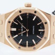 Audemars Piguet Royal Oak Rose Gold 37mm Automatic 15450OR.OO....