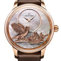 Jaquet-Droz Sculpted and Engraved Ornamentation Limited Edition 8