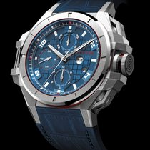 Snyper Ironclad Steel Blue Dial