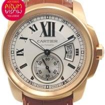 Cartier Calibre Big Rose Gold