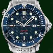 Omega Seamaster 300M Stainless Steel 41mm Blue Dial