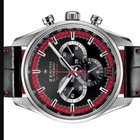 Zenith - EL PRIMERO - Red 36.000 Vph Strapwatch