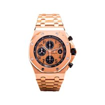 Audemars Piguet ROYAL OAK OFF SHORE ALL ROSE GOLD