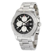 Breitling Colt Chronograph Automatic Black Dial Stainless...