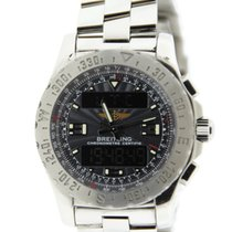 Breitling Airwolf Stainless Steel