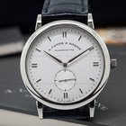 A. Lange & Söhne Saxonia White Gold Manual Wind 37MM