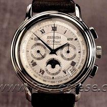 Zenith El Primero Chronomaster Chronometer Triple Calendar...