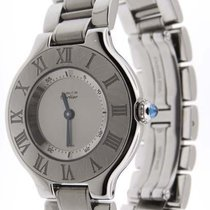 Cartier Must 21 Stainless Steel 28mm 1340 Watch