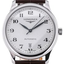Longines Master Collection Gents L Guilloche