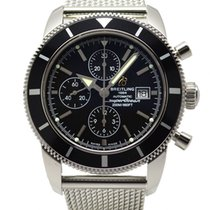 Breitling Superocean Heritage Chronograph 46 Automatic Black...
