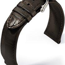 Maurice Lacroix Lederband dunkelbraun 19mm 2936-27-19-2