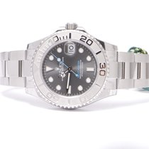 Rolex Yacht Master 37MM Rodium 268622