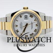 Rolex Datejust 116203 Ser D 2007 36mm White Dial  3166