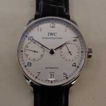 IWC Portuguese 7 Days Platinum Limited Edition 500
