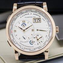 A. Lange & Söhne 116.032 Lange 1 Time Zone 18K Rose Gold +...