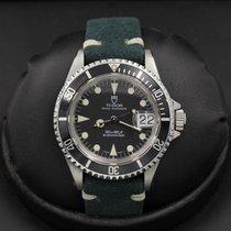 Tudor Submariner - 79090 - Matte Black Dial - 1992 - Excellent...