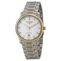 Longines Master Collection Two Tone Mens Watch L26285777