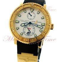 Ulysse Nardin Maxi Marine Diver Chronometer, White Dial -...