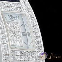 Chopard Your Hour Lady Perlmutt Diamantbesatz 124 Brill. 26,5x19