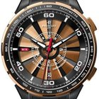 Perrelet Turbine Chronograph Pink Gold Dial Automatic Men'...