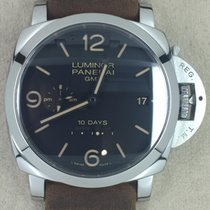 Panerai Luminor 1950 10 Days GMT Acciaio Ref. PAM00533