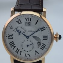 Cartier Rotonde GMT Retrograde