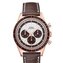 Omega Speedmaster Moonwatch Numbered Edition Sednagold -SALE-
