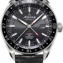 Alpina Geneve Alpiner GMT 4 AL-550G5AQ6 Herren Automatikuhr 2....