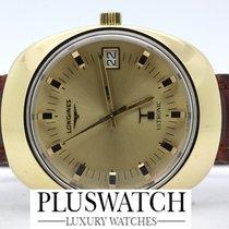 Longines Ultronic Vintage Gold 18K 2306