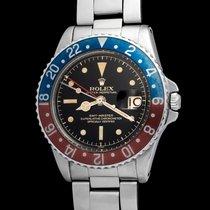 勞力士 (Rolex) Vintage Gmt Master 1675 mint  gilt chapter ring...