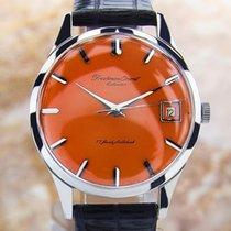 Orient Freshman Stainless Steel Manual Watch 60's Scx277