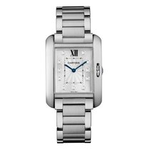 Cartier Tank Anglaise  Mens Watch Ref W4TA0004