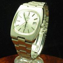 Omega Edelstahl Automatic Herrenuhr Mit Datum / Ref 1660191 /...