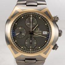 Omega Seamaster Polaris Titan/Gold Automatik Chronograph XL
