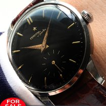 Zenith Sporto 38mm Oversize Jumbo Vintage black dial