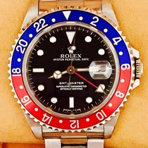 Rolex GMT Master Vintage Full Set LC 100 [Million Watches]