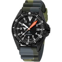 KHS Uhren Herrenuhr MissionTimer 3 | OT Automatic KHS.MTAOTA.DC3