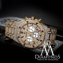 Audemars Piguet Diamond Covered  Royal Oak Chronograph 41mm...