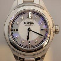 Ebel Onde Perlmutt Diamanten 30mm Damenuhr Automatik UNGETRAGEN