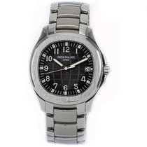 Patek Philippe Men's Aquanaut 40mm Stainless Steel Watch