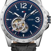 Tommy Hilfiger CASUAL SPORT 1791253 Automatik Armbanduhr...