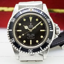 "Tudor 7928 Vintage Submariner ""Rose Logo"" Tropical..."