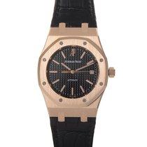 Audemars Piguet Royal Oak Extra-Thin Mens Automatic Watch...